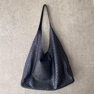 Street Ahead Leather Boho Handbag